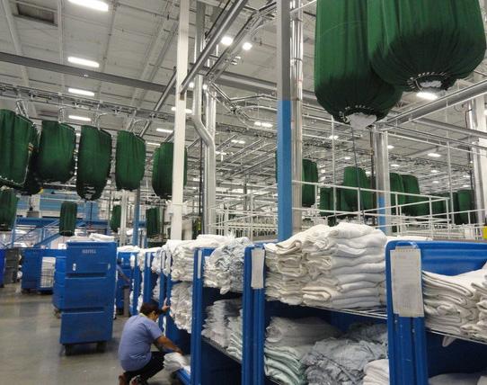 Unitex opens textile plant in new brunswick for Prestige homes new brunswick