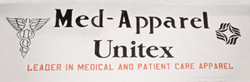 Unitex acquires a 50% interest in Med-Apparel Services