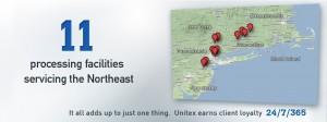 Mt Vernon Linen & Uniform Rentals by Unitex Textile Services