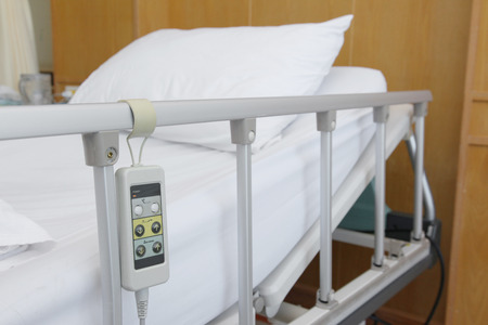 Comfortable Hospital bed