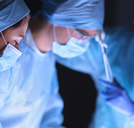 operating with medical advances