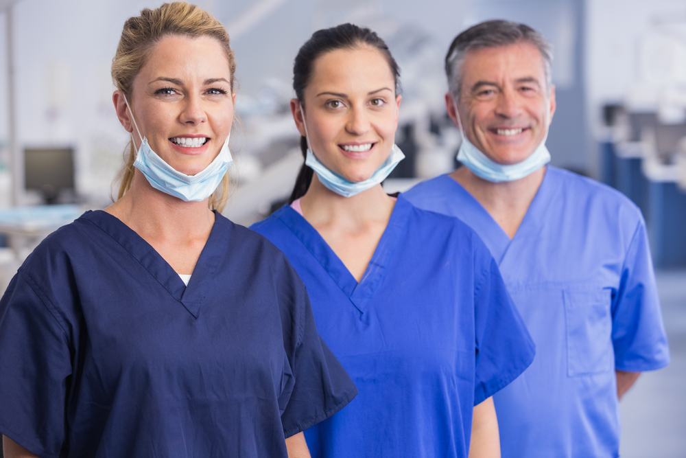 Scrubs and Nursing Uniforms - Unitex Medical Linen Services