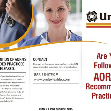 THE 2012 EDITION OF AORN'S RECOMMENDED PRACTICES HAS BEEN RELEASED
