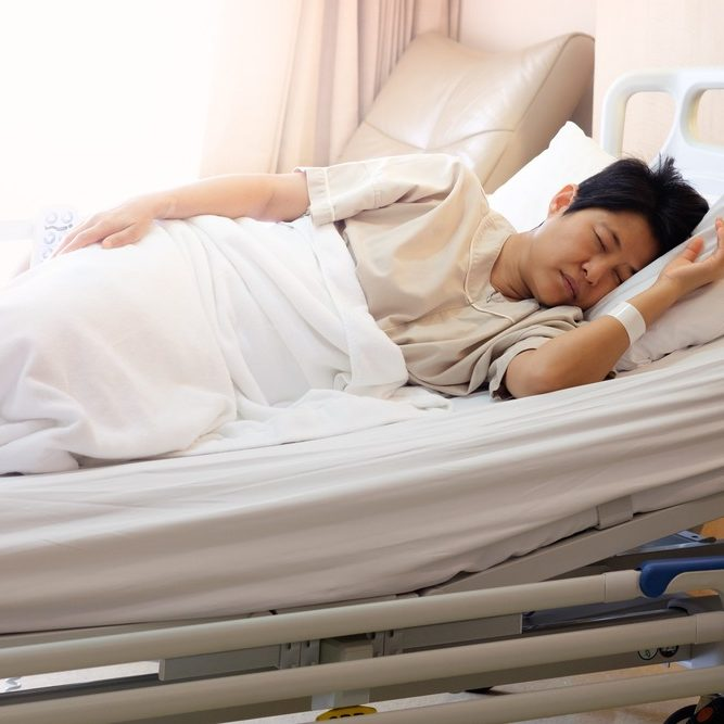 promoting sleep in hospital settings