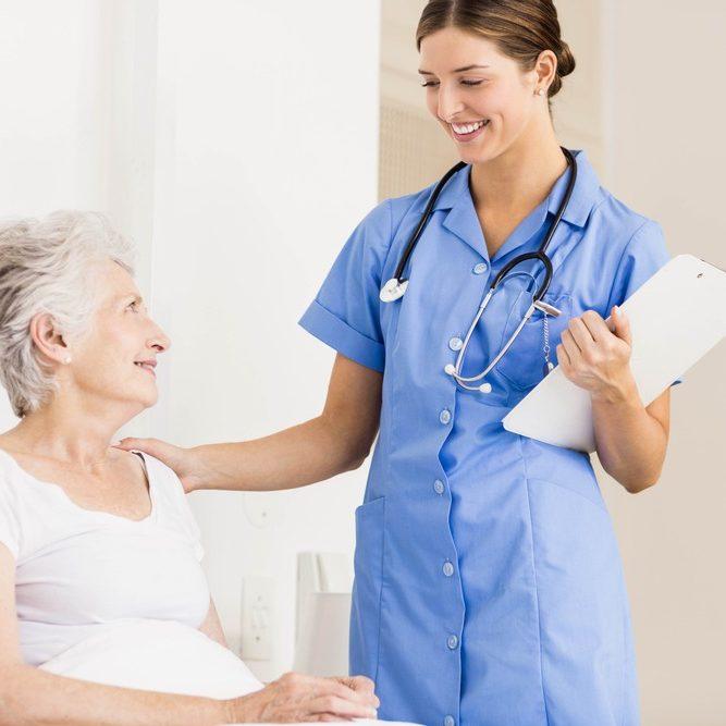 uniform service improves patient experience